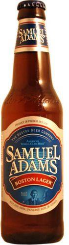 Samuel Adams Boston Lager 12oz - 12 Bottles