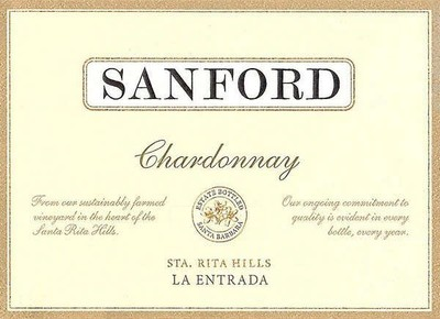 Sanford Chardonnay 19.5 Liters