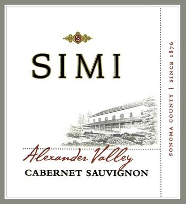 Simi Cabernet Sauvignon Alexander Valley 19.5 Liters