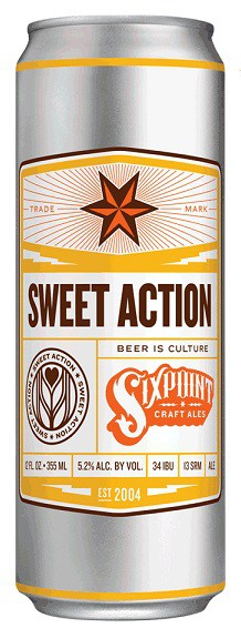 Six Point Sweet Action - 12oz - 24 Cans