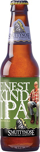 Smuttynose - Finest Kinda IPA 12oz - 24 Pack