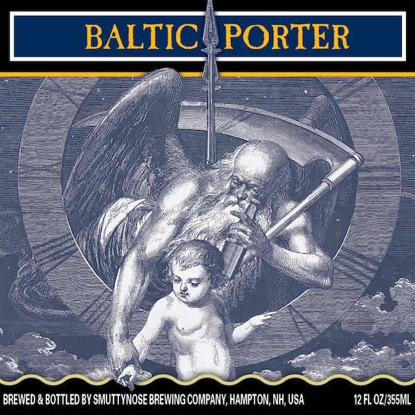 Smuttynose Baltic Porter Sixtel Keg 5.16 Gal