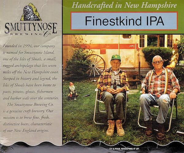 Smuttynose IPA Full Keg 15.5 Gal
