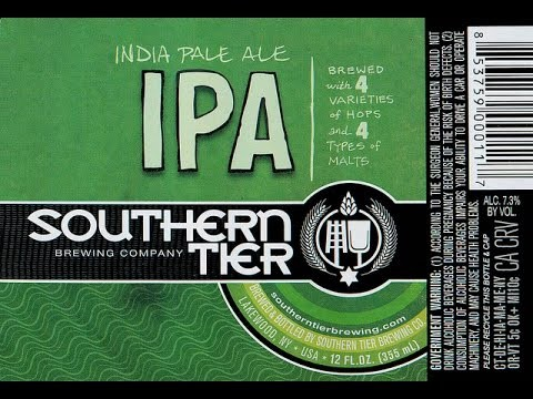 Southern Tier IPA Full Keg 15.5 Gal