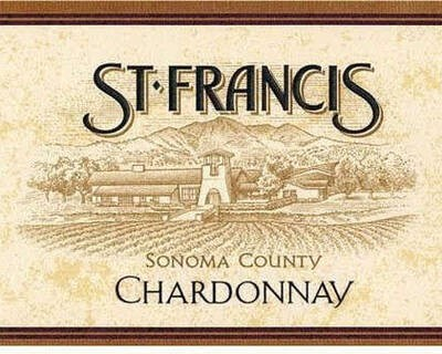 St. Francis Chardonnay 19.5 Liters