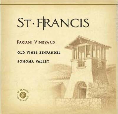 St. Francis Zinfandel Old Vines 19.5 Liters