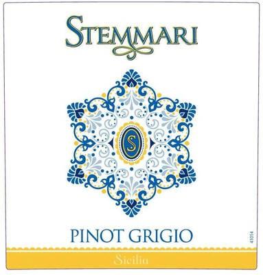 Stemmari Pinot Grigio 19.5 Liters
