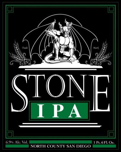 Stone India Pale Ale Sixtel Keg 5.16 Gal