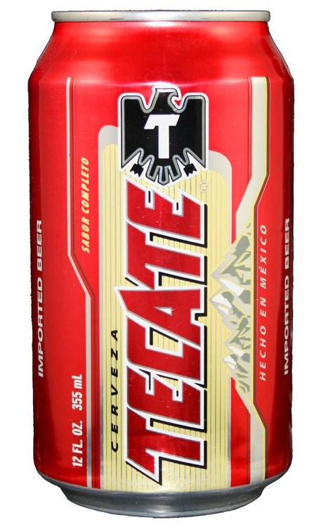 Tecate Cans - 24 Cans
