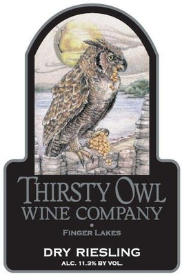 Thirsty Owl Riesling Dry 20 Liters