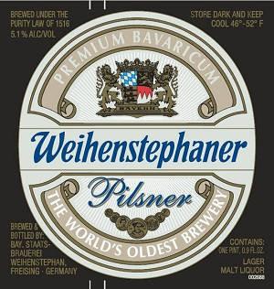 Weinhenstephan Weiss 13.2 Gal