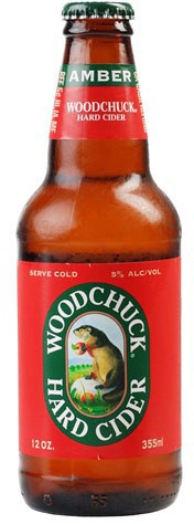 Woodchuck Hard Cider - Amber 12oz - 24 Bottles