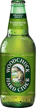 Woodchuck Hard Cider - Tart Green Apple 12oz - 12 Bottles