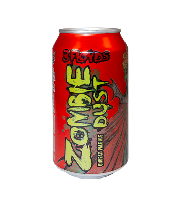 Three Floyds Zombie Dust 12 Pack 12oz Cans