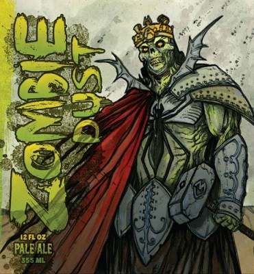 Three Floyds Zombie Dust 5.16 Gal Sixtel Keg