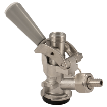 US Sankey Keg Coupler With Stainless Steel Probe - D System