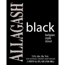 Allagash Black Belgian Style Stout Sixtel Keg 5.16 Gal