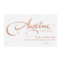 Angeline Rose Of Pinot Noir 2017 5.16 Gal Sixtel
