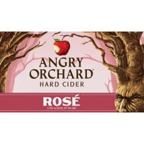 Angry Orchard Rose Cider Sixtel Keg 5.16 Gal