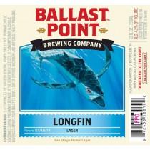 Ballast Point Longfin Lager Sixtel Keg 5.16 Gal