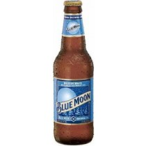 Blue Moon Belgian White 12 oz Bottle - 24 Pack