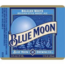 Blue Moon Sixtel Keg 5.16 Gal