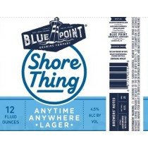 Blue Point Shore Thing India Pale Lager 15.5 Gal Full Keg