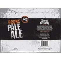 Bronx Pale Ale Sixtel Keg 5.16 Gal
