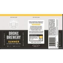 Bronx Summer Ale Full Keg 15.5 Gal