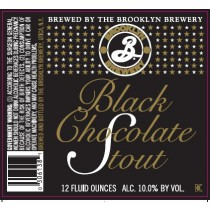 Brooklyn Black Chocolate Stout Sixtel Keg 5.16 Gal