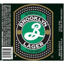Brooklyn Lager Full Keg 15.5 Gal