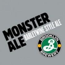 Brooklyn Monster Ale Sixtel Keg 5.16 Gal