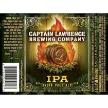 Captain Lawrence IPA Sixtel Keg 5.16 Gal