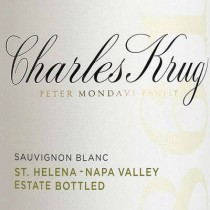 Charles Krug Sauvignon Blanc 19.5 Liters