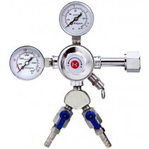 CO2 Regulator - Dual Output
