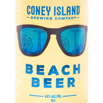 Coney Island Beach Beer 5.16 Gal Sixtel