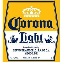 Corona Light Quarter Keg 7.75 Gal
