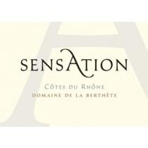 Domaine de la Berthete Cotes du Rhone Rouge Sensation 20 Liters