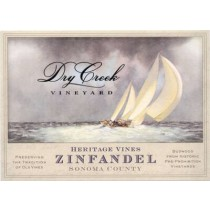 Dry Creek Vineyard Zinfandel Heritage Vines 19.5 Liters