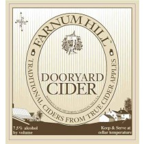 Farnum Hill Dooryard Cider Full Keg 15.5 Gal