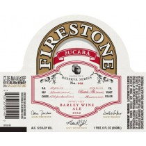 Firestone Sucaba Sixtel Keg 5.16 Gal