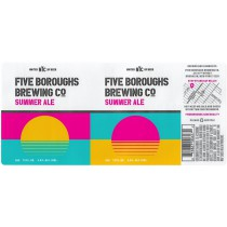 Five Boroughs Summer Ale 20 Liters Sixtel