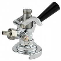 A System German Slider Keg Coupler
