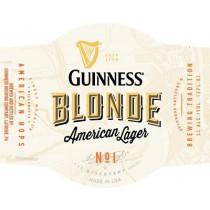 Guinness Blonde Full Keg 15.5 Gal