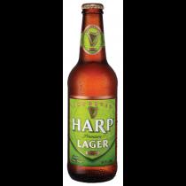 Harp Lager 12oz 24 Bottles