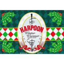 Harpoon Winter Warmer Ale 5.16 Gal Sixtel Keg