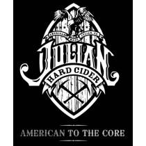Julian Hard Cider Harvest Apple Sixtel Keg 5.16 Gal