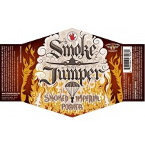 Left Hand SmokeJumper Imperial Porter Sixtel Keg 5.16 Gal