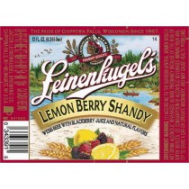 Leinenkugel Lemon Berry Shandy Full Keg 15.5 Gal