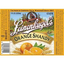 Leinenkugel Orange Shandy Full Keg 15.5 Gal
